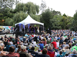 Music in Parks, NZ Opera